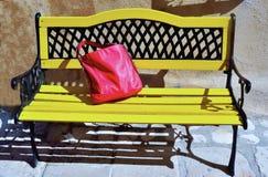 torby jest kobieta Fotografia Stock