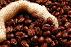 torby kawa Obraz Royalty Free