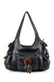 torby kobieta czarny modna Obrazy Stock