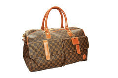 torby kobiety droga Zdjęcia Stock