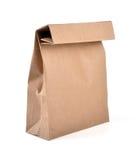 torby lunchu ścieżka zdjęcia royalty free