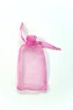 torby mały różowy Obraz Royalty Free