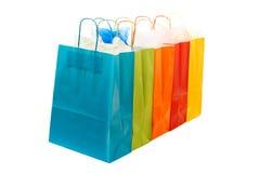 torby na zakupy Obrazy Royalty Free