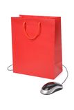 torby na zakupy Fotografia Stock