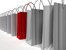 torby na zakupy specjalne Obrazy Stock