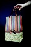 torby pakunku zakupy Fotografia Royalty Free