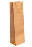 torby papieru wino zdjęcia royalty free