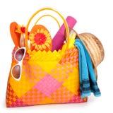 torby plaża zdjęcie royalty free