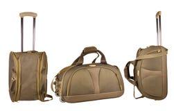 torby podróż fotografia stock