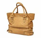 torby rzemienny kobiet kolor żółty Zdjęcia Stock