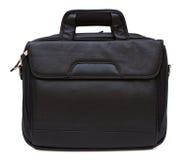 torby skóra czarny komputerowa Zdjęcia Royalty Free