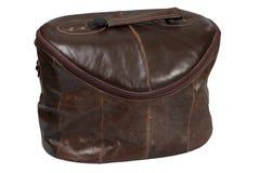 torby skóra kosmetyków skóra Zdjęcie Stock