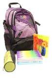 torby szkoła Obrazy Stock