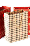 torby tapetują zakupy Obraz Royalty Free