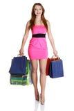 torby target1782_1_ kobiety fotografia stock