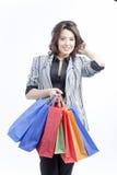 torby target3574_1_ kobiety Zdjęcie Stock