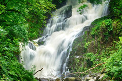 Torc Falls, Killarney National Park, Ireland Stock Photography