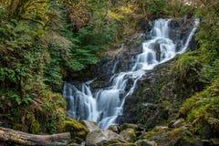 Torc vattenfall Fotografering för Bildbyråer