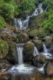 Torc vattenfall Royaltyfri Bild