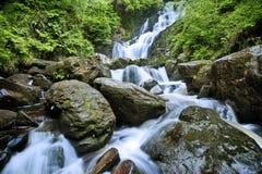 Torc vattenfall Royaltyfria Foton