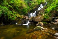 Torc Wasserfall im Killarney-Nationalpark Lizenzfreie Stockbilder