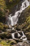 Torc-Wasserfall, Killarney Lizenzfreie Stockfotos
