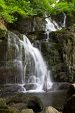 Torc waterfall. In Killarney National Park in Ireland Stock Image