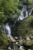 Torc waterfall. The torc waterfall near killarney in ireland Royalty Free Stock Photography