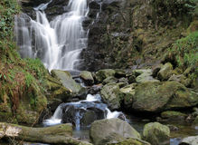 Torc waterfall - Ireland Royalty Free Stock Photo