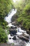 Torc Waterfall, Killarney National Park. County Kerry, Ireland Royalty Free Stock Photo