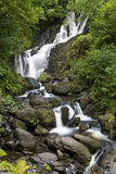 Torc waterfall in Killarney National Park, Ireland. Stock Image