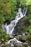 Torc waterfall. The Torc waterfall in the Killernay National Park Royalty Free Stock Images