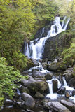 Torc Waterfall near Killarney, County Kerry Royalty Free Stock Photo