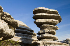Torcal de Antequera Stock Photo