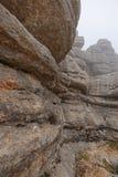 El Torcal de Antequera, rock formations. andalucia stock photos