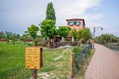 Torcello, Ιταλία Στοκ φωτογραφία με δικαίωμα ελεύθερης χρήσης