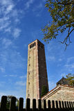 Torcello ancient bell tower Stock Photo