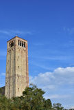 Torcello ancient bell tower Royalty Free Stock Images