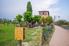 Torcello, Italie Photographie stock libre de droits