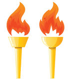 Torch Royalty Free Stock Photos