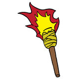 Torch Royalty Free Stock Photo