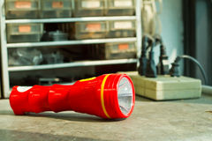 Torch red Stock Images