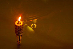 Torch. Stock Image