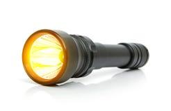 Torche électrique de DEL Images stock