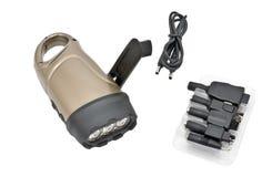 Torche électrique moderne Images stock