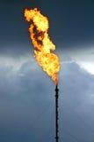 Torche énorme Images libres de droits