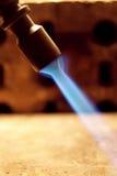 Torche Photo stock