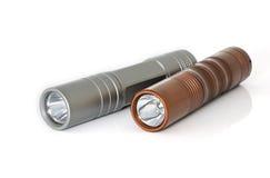 Torches électriques Images stock