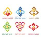 Business logos Stock Photos