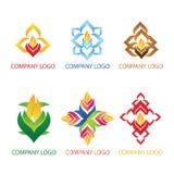 Company business Logos Stock Photos
